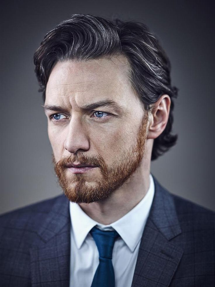 Movie Actor James McAvoy - age: 41