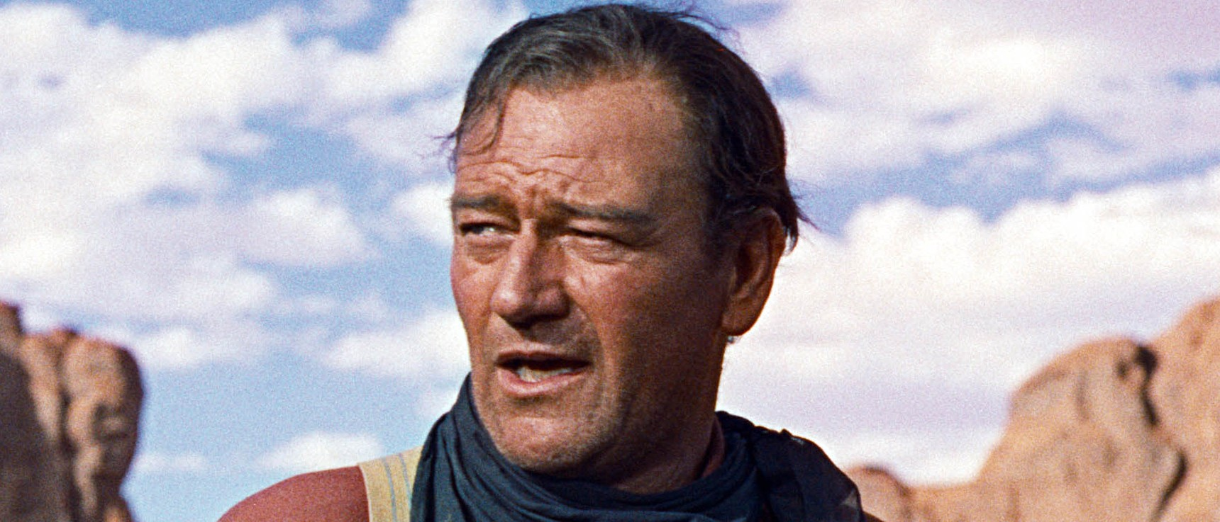 Film Actor, Producer, Director John Wayne - age: 72