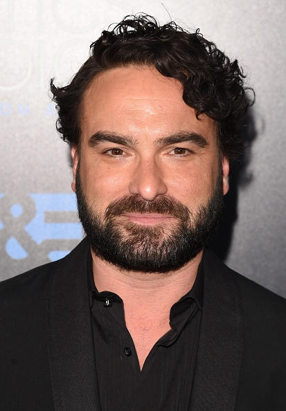 TV Actor Johnny Galecki - age: 45