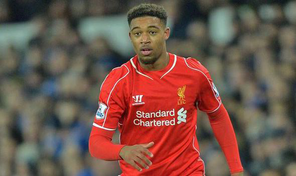 Soccer Player Jordon Ibe - age: 22