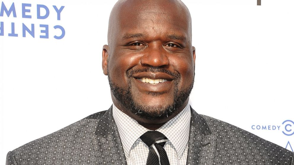 Basketball Player Shaquille O'Neal - age: 45