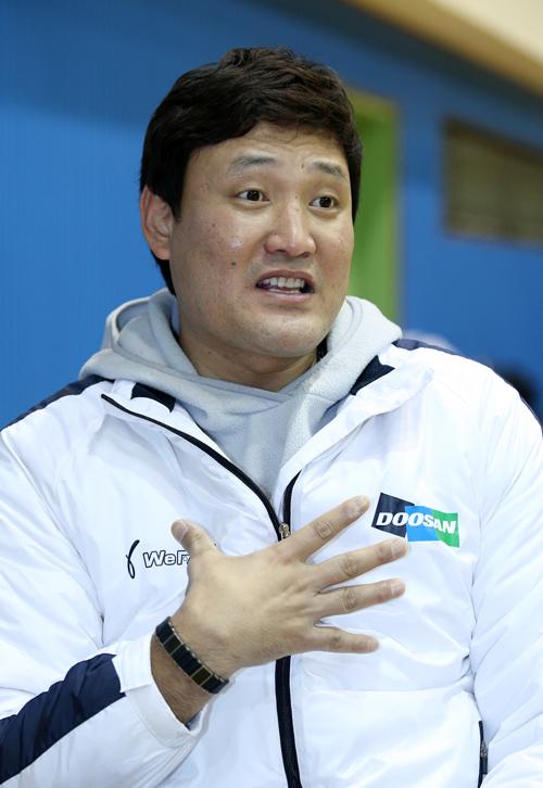 Handball Player Yoon Kyung-shin - age: 43