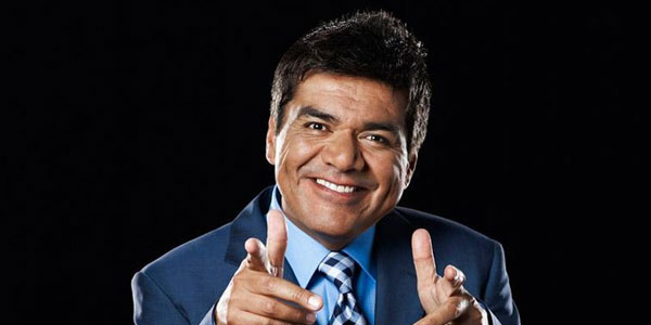 Comedian George Lopez - age: 60