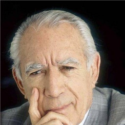 Actor Anthony Quinn - age: 86