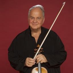 Violinist Jaime Laredo - age: 79