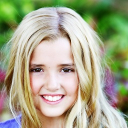 Movie actress Emily Grace Reaves - age: 17