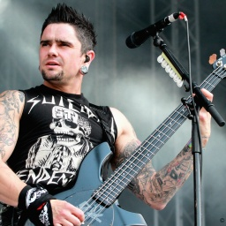Bassist Jason James - age: 40