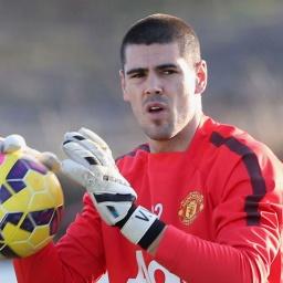 Soccer Player Victor Valdes - age: 35