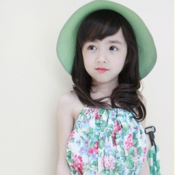 Photo Model Cristina fernandez lee  - age: 12