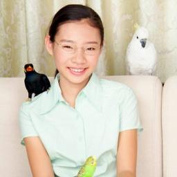 Novelist Nancy Yi Fan - age: 23