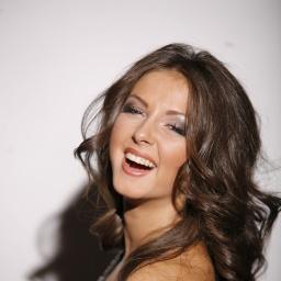Singer-songwriter Nyusha  - age: 30