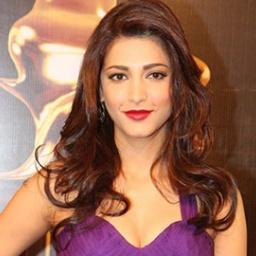 Actress Shruti Haasan - age: 34