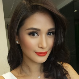 Actress Heart Evangelista - age: 35