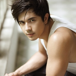 Model and actor Paolo Avelino - age: 33