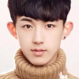 Actor Guo Junchen - age: 23