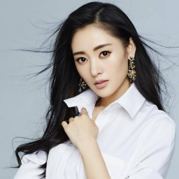 Actress Zhang Tian Ai - age: 26