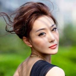 Actress Zhang Xin Yu - age: 30