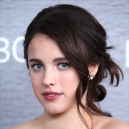Actress Margaret Qualley - age: 22