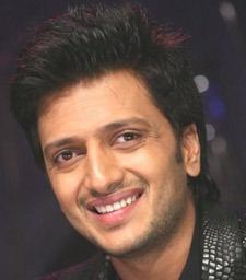 Actor Riteish Deshmukh - age: 38