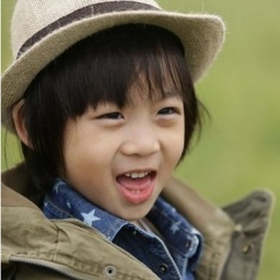 Reality Star Kimi Lin  - age: 8