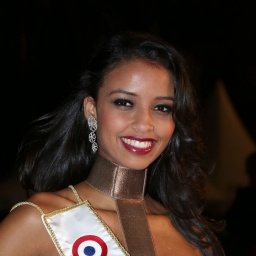 Miss French Flora Coquerel  - age: 26