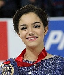 Figure Skater Evgenia Medvedeva - age: 17