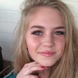 Musically star Michaela Jonsson - age: 16