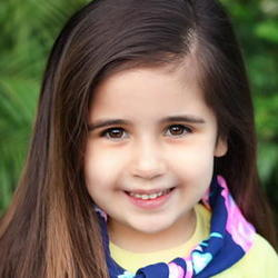 Model Chloe The Royal Twins - age: 6