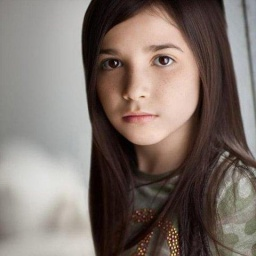 TV Actress Olivia Steele-Falconer - age: 16