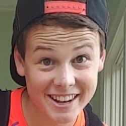Musically star Hinson Wilson  - age: 20