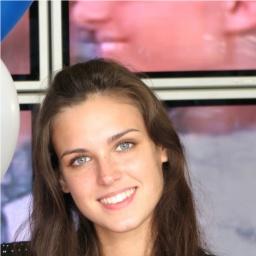 Model Irina Antonenko - age: 25