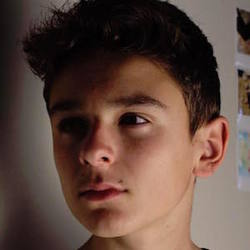 Youtube star Loup - age: 15