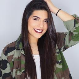 Youtube star Catarina Filipe - age: 25