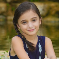 Musically star Giana Leslie Spector - age: 7