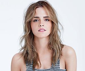 Actress Emma Watson - age: 27