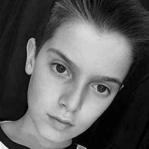 Funimate Star Ivan Bozadzhiyski - age: 12
