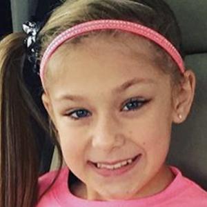 Gymnast Myka Sandy - age: 13