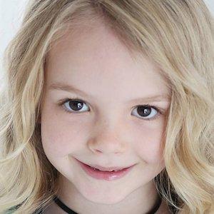 Model Journey Kay - age: 9