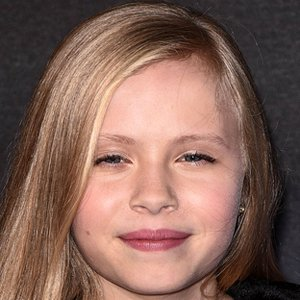 Movie actress Faith Wood-Blagrove - age: 12