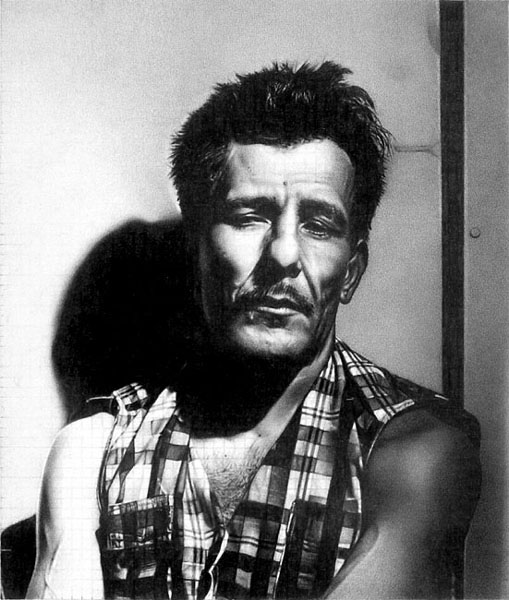 Painter Franz Kline - age: 51