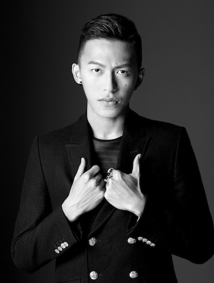 web video star Tosh Zhang - age: 31