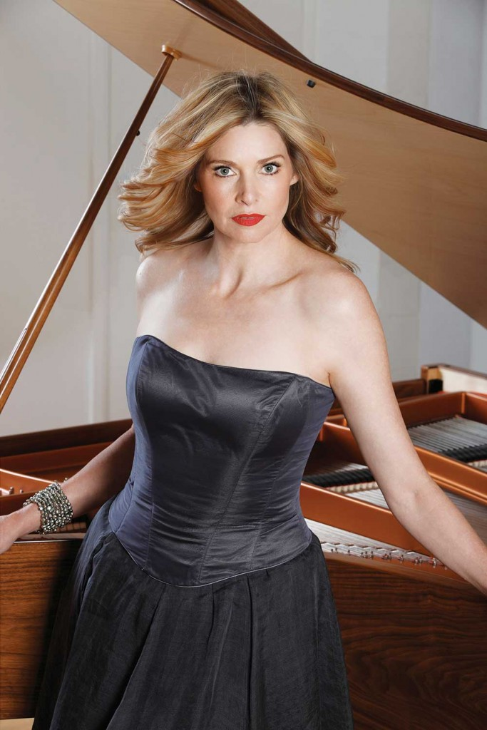 Pianist Fiona Joy Hawkins - age: 56