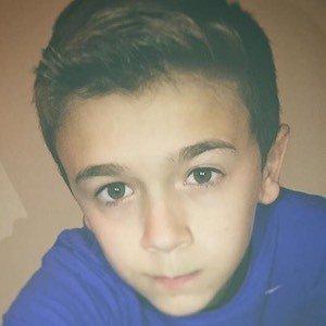 Musically star Ryan McGinley - age: 12