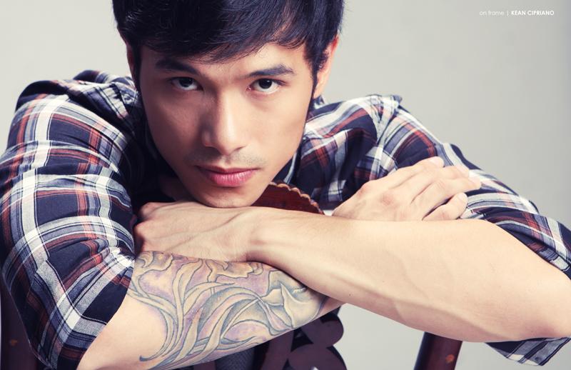 Rock Singer Kean Cipriano - age: 33