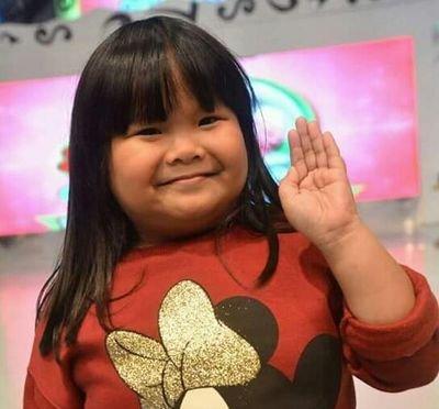 TV Show Host Ryzza Mae Dizon - age: 12