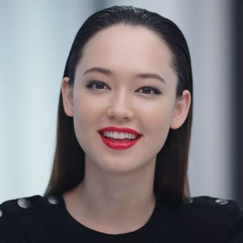 Model Fiona Fussi - age: 25