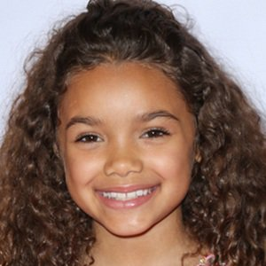 TV Actress McKenna Roberts - age: 13