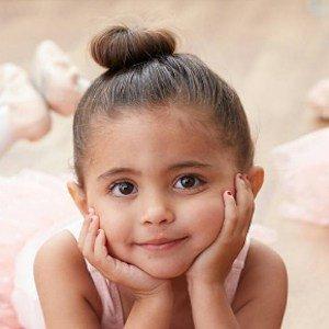 Musically star Ava Foley - age: 8