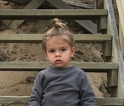 Family Member Reign Disick - age: 6