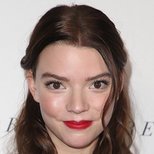 Actress Anya Taylor-Joy - age: 25